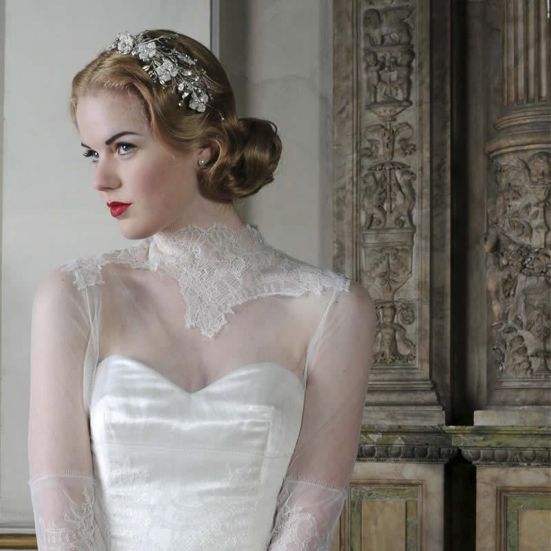 bridal hair band