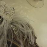 Caprice - Bridal Hair Clip