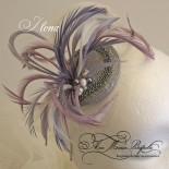 Ilona - Headband Fascinator - Mother of the Bride
