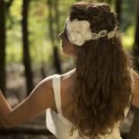 Bohemian Bloom - Bridal Browband